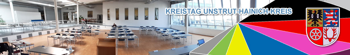 Kreistag Unstrut-Hainich-Kreis